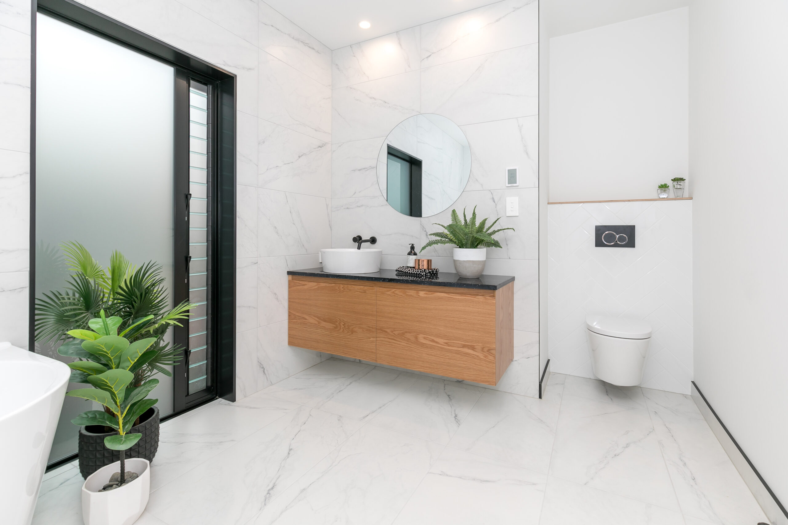 Our renovation process – Bathrooms